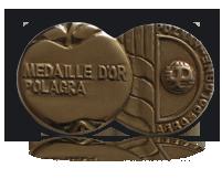 Złoty Medal Agro-Polagra Poznań